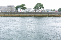 On rainy days, head for the nearest town. Here's Galway, the third biggest city in Ireland (after Dublin and Cork).